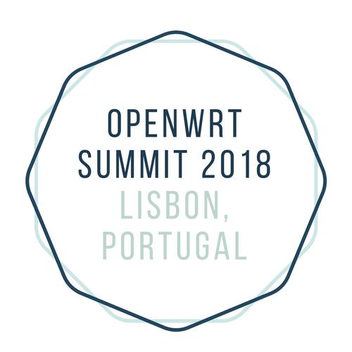 OpenWrt Summit 2018